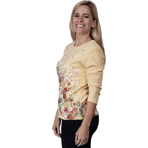 Ladies Spring Bees Top