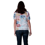Load image into Gallery viewer, Summer Floral Printed Tee at Linda Anderson