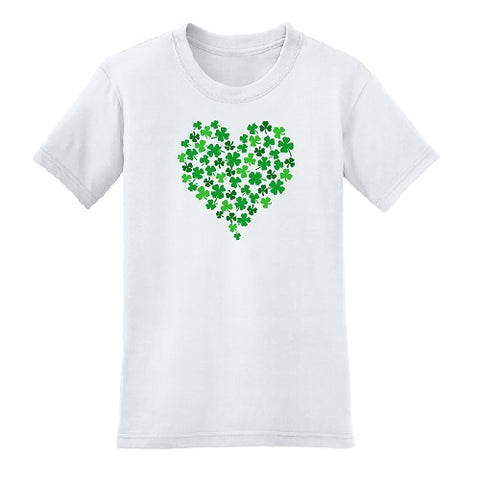 Ladies Clover Hearts Tee