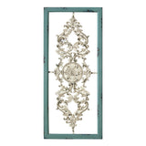 Scroll Panel Wall Decor