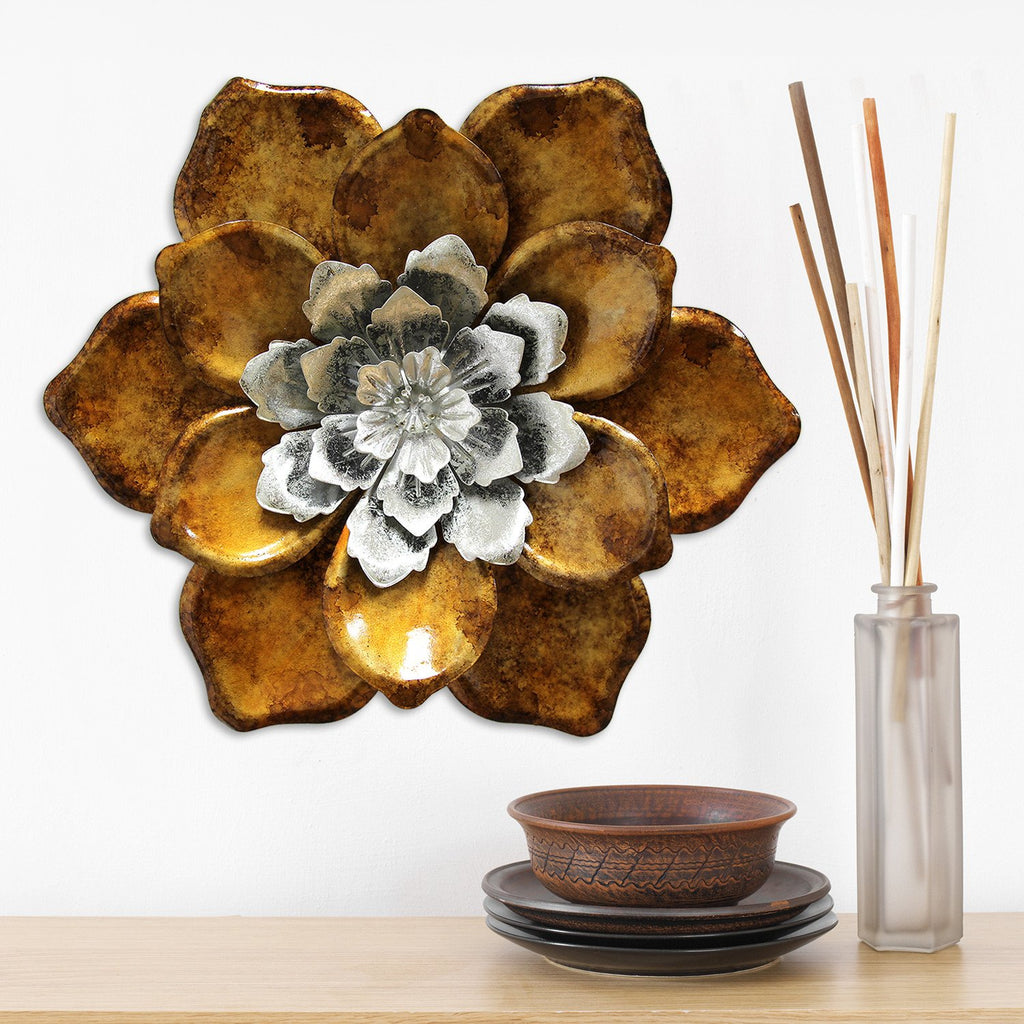 Whimsical Flower Wall Decor