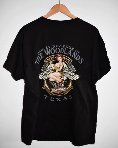 Harley Woodlands Tee