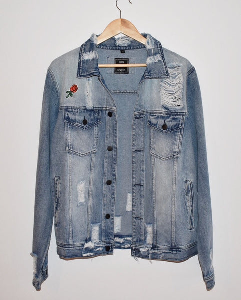 Jerry Hall Denim Jacket