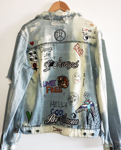 Nevermind Denim Jacket