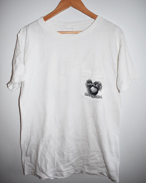 Harley 'Woodlands' Pocket Tee