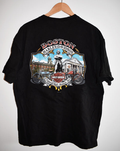 Harley Boston Tee