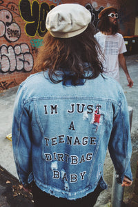 DIRTBAG denim