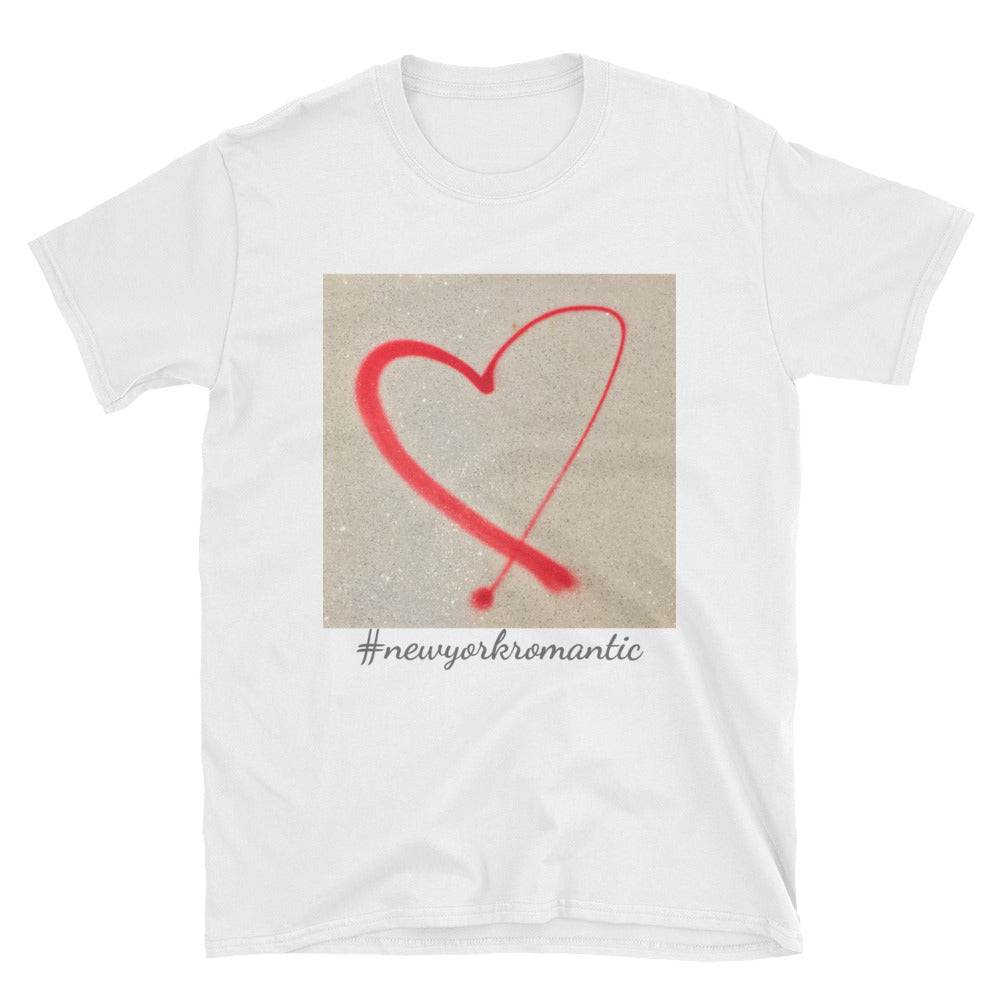 New York Romantic Unisex T-Shirt