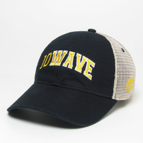 Iowave- Black Trucker