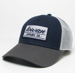 Mid-Pro Structured- Navy/Grey