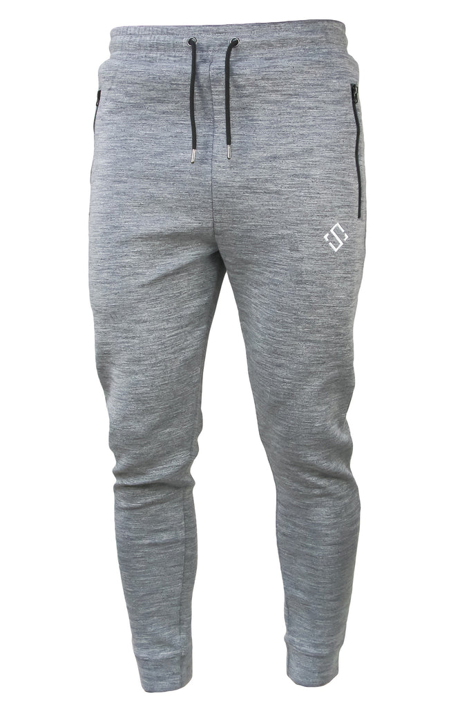 e3414f3ed mens workout joggers with zipper pockets