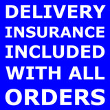 Free New Zealand delivery insurance with every order