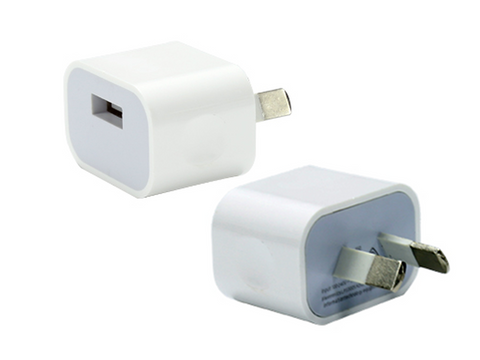 USB 5V Wall Charger 5 Volt charging outlet 1.5 Amp QUICK CHARGE - techexpress nz