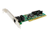10/100/1000 Gigabit Ethernet PCI Network Adapter Card full & low profile bracket - techexpress nz