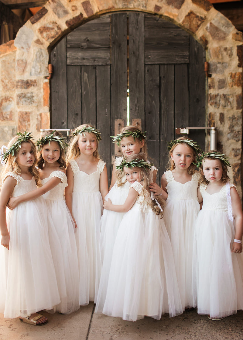 Why This Dress is The Most Perfect Flower Girl Dress for Toddlers