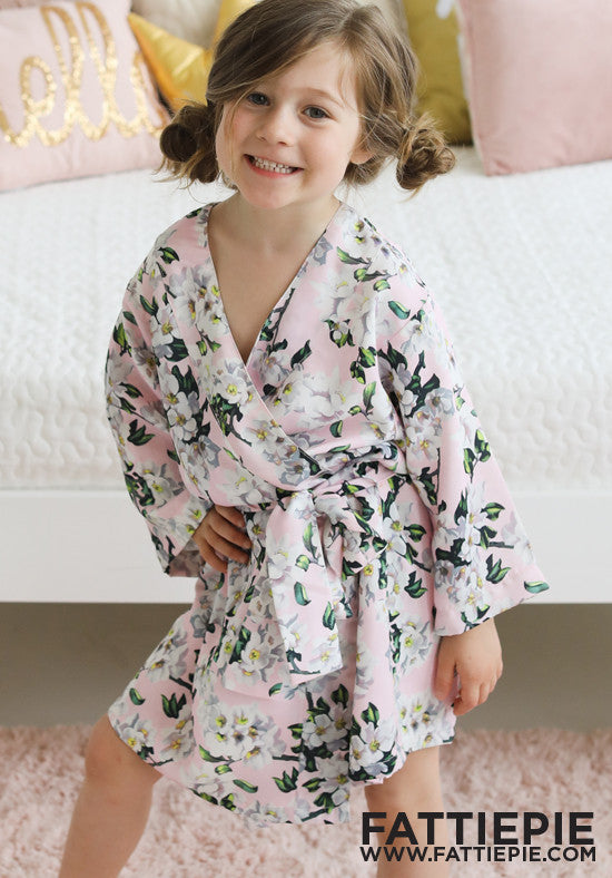 Wildflowers Dream Girls Robe