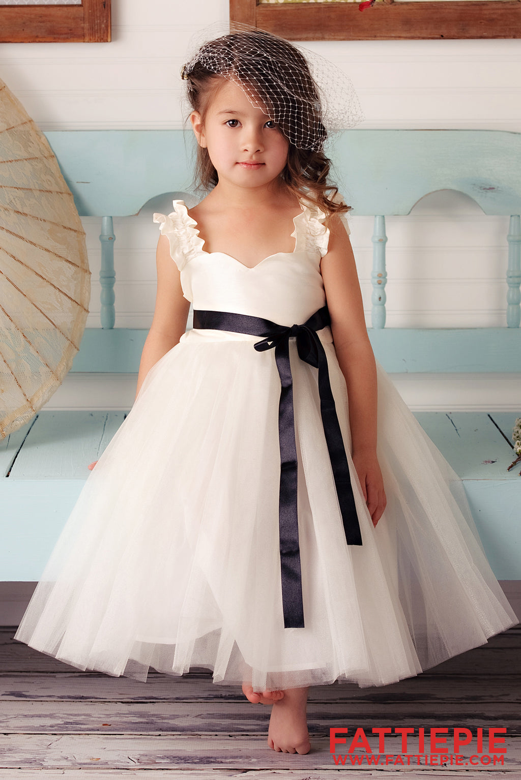 Original Grace Flower Girl Dress