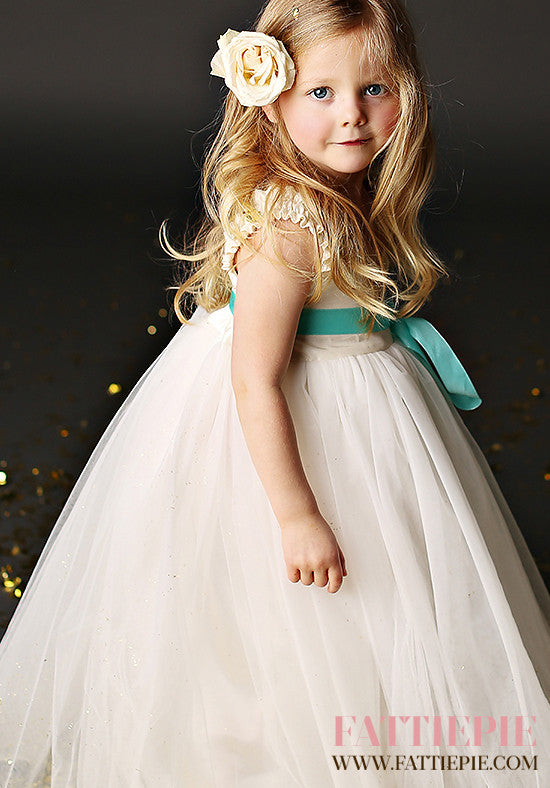 Flower girl dresses - Fattiepie
