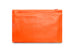 AURA RED AND ORANGE POUCH