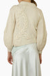 GADEA IVORY SWEATER