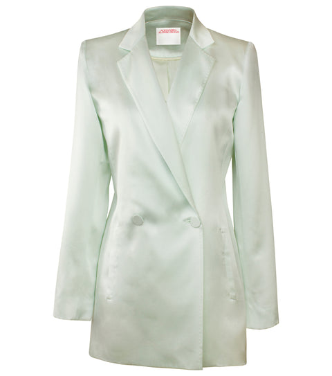 ISABEL MINT BLAZER