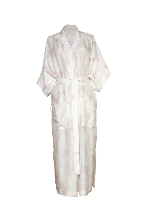 ISLA MALVA FEMALE PRINT ROBE