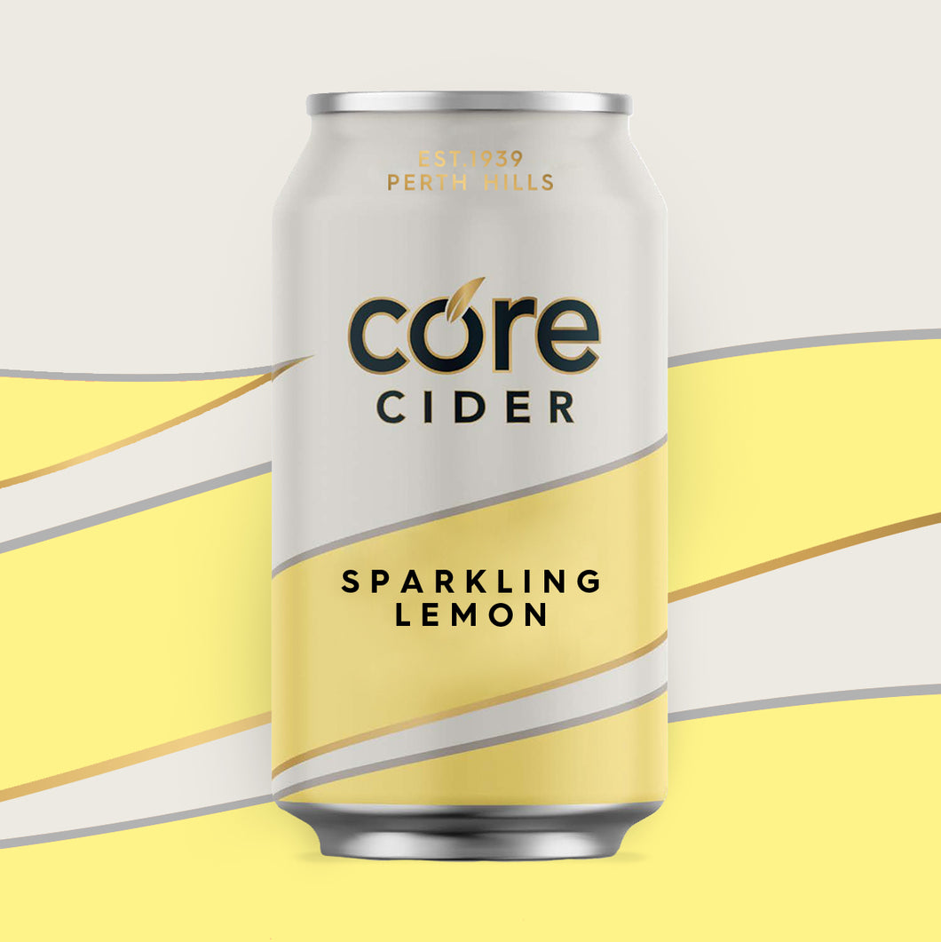 NEW Sparkling Lemon (16 Pack)