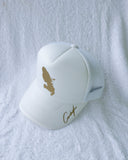 MARTINIQUE GOLD TRUCKER HAT