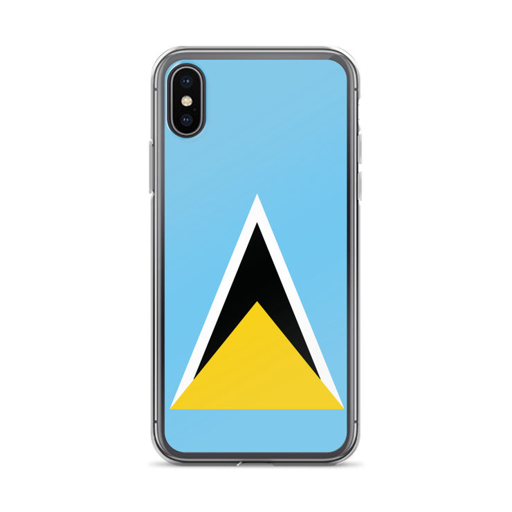 ST.LUCIA IPHONE CASE