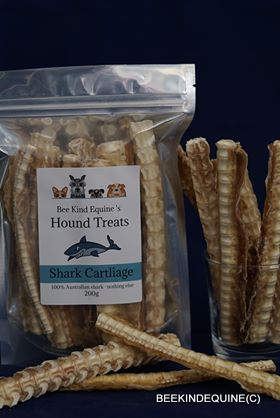 Hound Treats - Shark Cartilage