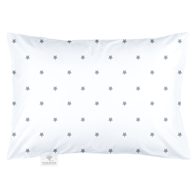 Organic Cotton Pillowcase Stars
