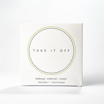 Take It Off | Makeup Removal Towel