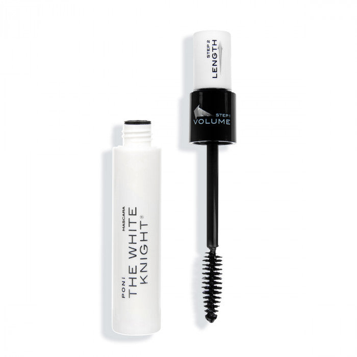Poni White Knight Black Mascara