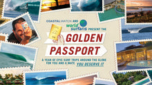 Golden Passport - 100 Tickets + 12 Month Coastalwatch Plus Membership