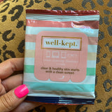 """Well-Kept"" Alcohol Wipes - The Lace Cactus"