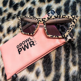 Feline Myself Leopard Sunnies - The Lace Cactus