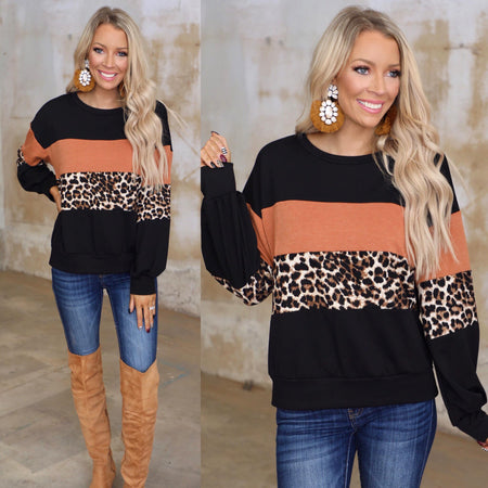 Black Unbalanced Maxi Tail Top