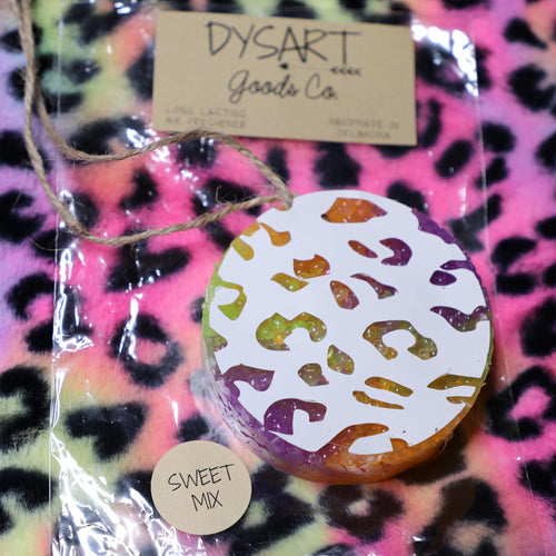 "Leopard ""Sweet Mix"" Car Freshies - The Lace Cactus"