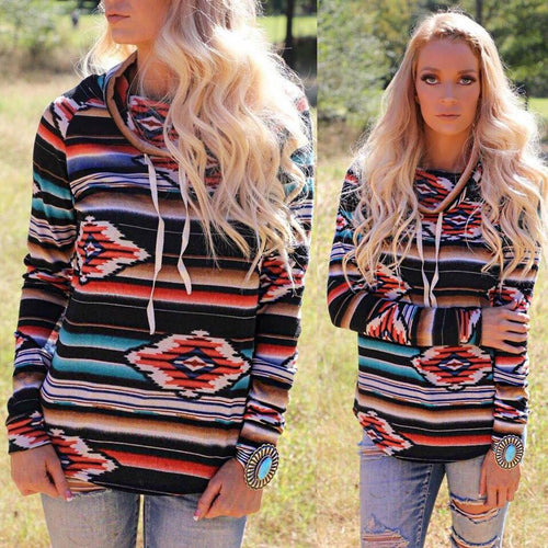 The Tucson Southwest Pullover