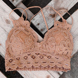 Dusty Lace Bralette