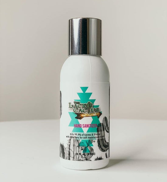 The Lace Cactus Hand Sanitizer