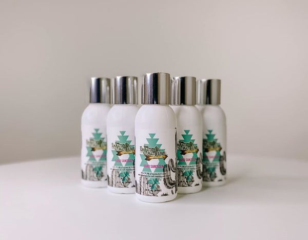 The Lace Cactus Hand Sanitizer - The Lace Cactus