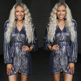 See You in Sedona Sequin Dress - The Lace Cactus