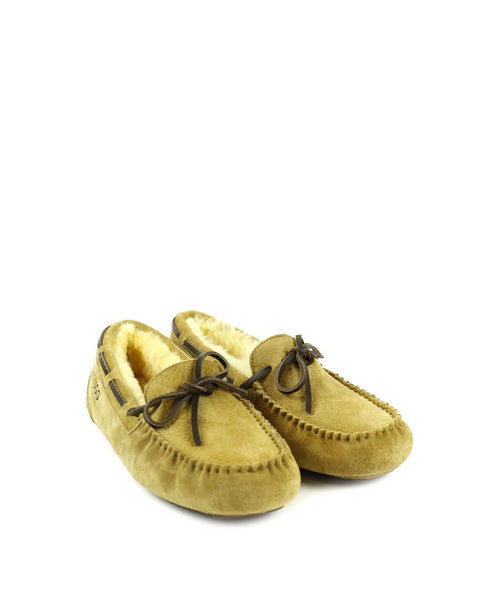 UGG Classic Lace Women Moccasins, Australian Sheepskin, Big Sizes Available - UGGs Boots Australia