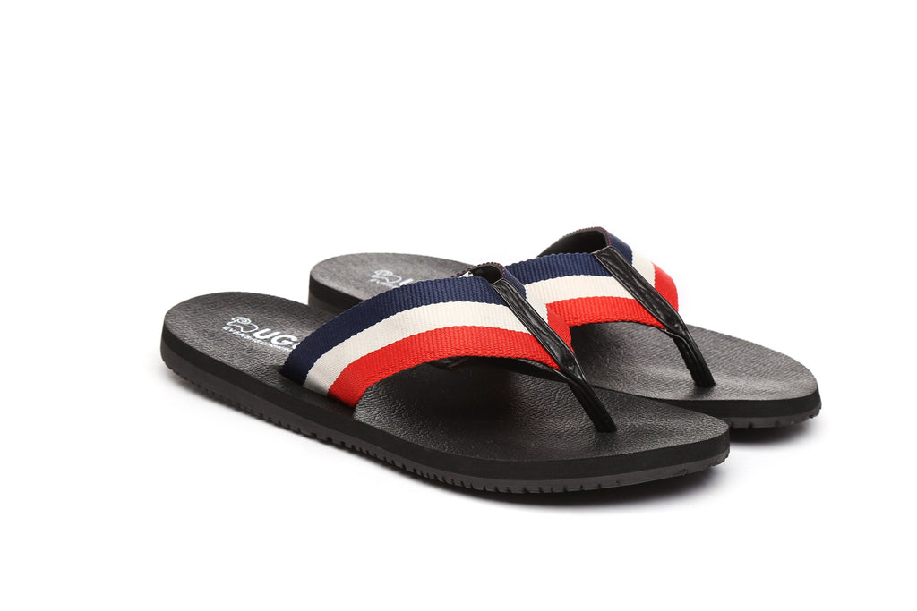 e117f34aa3 UGG Edison Men All Day Luxury Impact Thongs Flip Flops Slippers, Arch  Support Medical Footwear