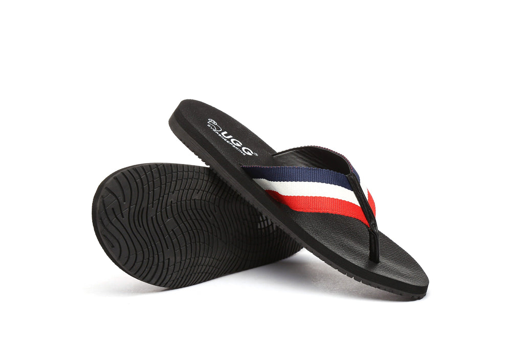 7df73b440d ... UGG Edison Men All Day Luxury Impact Thongs Flip Flops Slippers, Arch  Support Medical Footwear ...