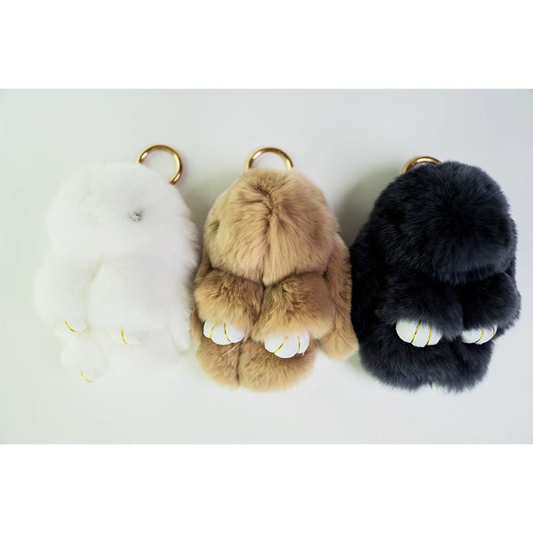 Jonstew Toy Cute Rabbit Hair Dolls Key Chins - UGGs Boots Australia