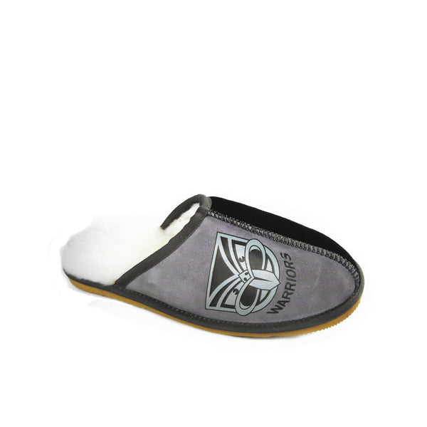 NRL Official Licensed UGG Adult Unisex Slippers New Zealand Warriors - UGGs Boots Australia