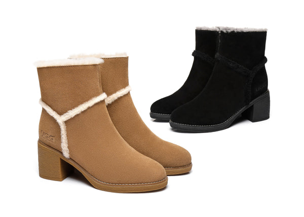 AS UGG Women Heels Betta - UGGs Boots Australia