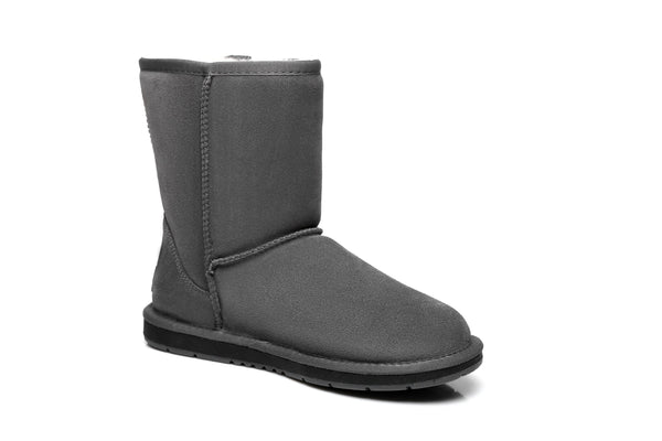AS UGG Boots Short Zipper - UGGs Boots Australia